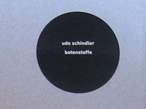 Udo Schindler – Botenstoffe